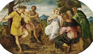 Apollo And Marsyas Ferrebeekeeper