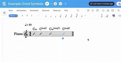 Chord Shortcuts Notation Chords Io Flat Keyboard