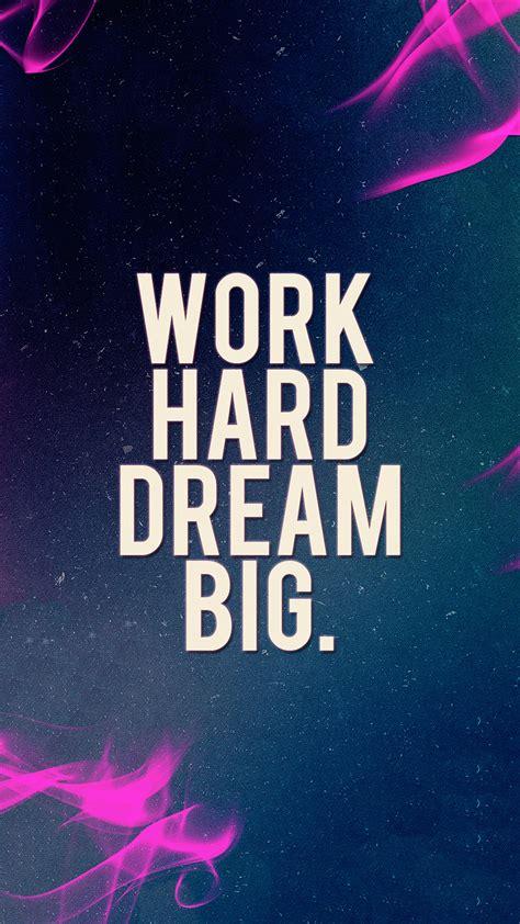 dream big hd wallpaper   mobile phone