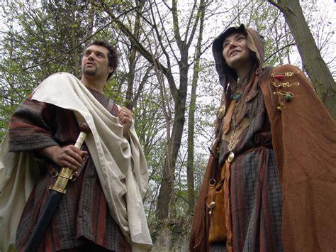 cuisine antique romaine organisation et animations fêtes spectacles gaulois et romains antiques par les voyageurs du temps