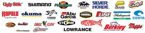 Cheap Fishing Boat Brands by Fishing Tackle Brands Deanlevin Info