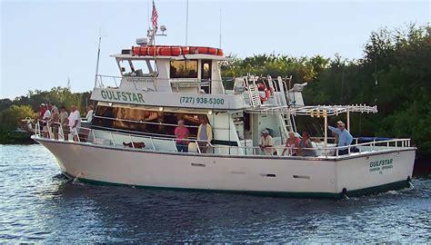 The Brooklyn Fishing Boat by Gulfstarfishing Florida Deep Sea Fishing Half Day