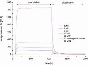 Spr Measurements Of Pal M1 To H5 Modified Sensor Chip Surface  An