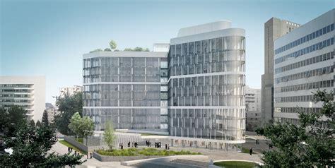 immeuble de bureaux sogeprom va transformer l immeuble ampère en l immeuble e