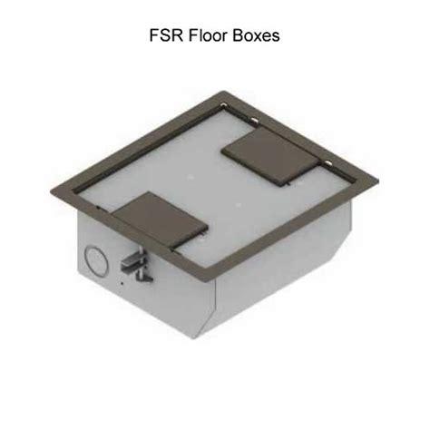 Fsr Floor Box Covers by Audio Access Floor Boxes Fsr Rfl Qav