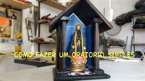 oratorio santuario capelinha ou casinha de madeira