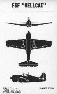 The Pacific War Online Encyclopedia: F6F Hellcat, U.S