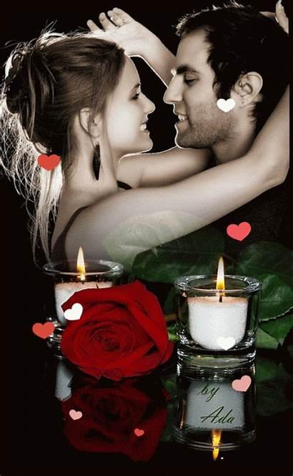 Couple Romantic Animation Gifs Valentine Bonne Couples