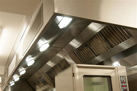 kitchen canopy lights canopy extractor extraction 3314