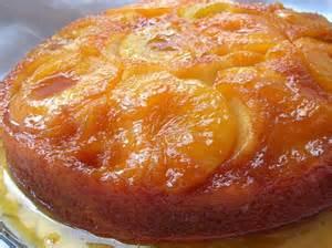 dessert au peche facile recette de g 226 teau caram 233 lis 233 aux p 234 ches la recette facile