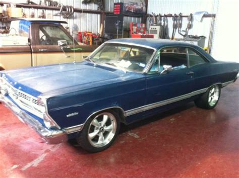 all car manuals free 1967 ford fairlane instrument cluster find new 1967 ford fairlane fastback 500 with a 289 c i engine 3 speed manual project in