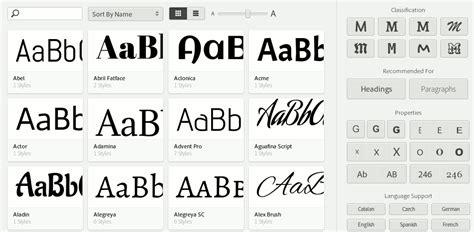Use Adobe Edge Web Fonts In Your Wordpress Website