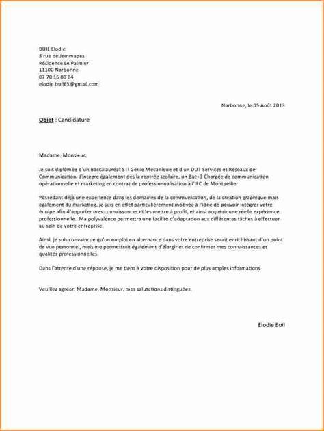 contrat de professionnalisation cuisine 4 lettre de motivation contrat de professionnalisation