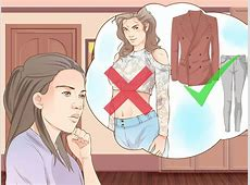 How to Dress Sexy but Casual 11 Steps with Pictures
