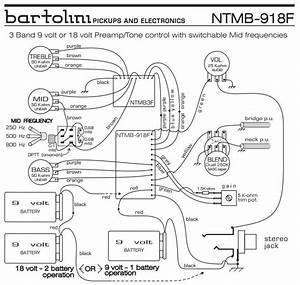 Wiring A Bartolini Ntmb Active  Passive Switch