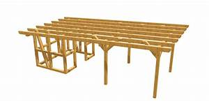 Anlehn Carport Holz : carport mit schuppen holz baupl ne ~ Bigdaddyawards.com Haus und Dekorationen