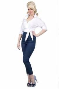 50s Style Clothing Pants