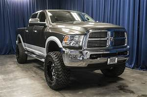 Used Lifted 2012 Dodge Ram 2500 Laramie 4x4 Diesel Truck For Sale
