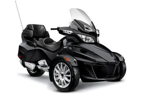 2014 Can Am Spyder by 2014 Can Am Spyder Rt Black Photo 12