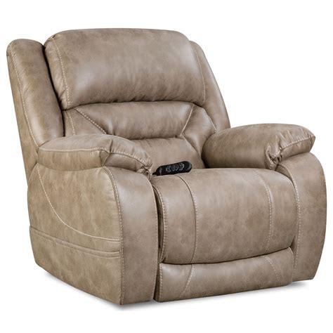 homestretch enterprise    casual power recliner