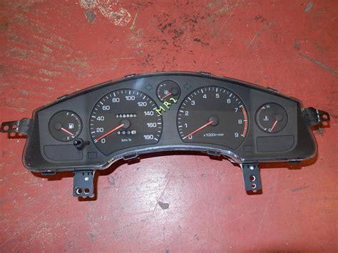 manual repair free 1993 toyota mr2 instrument cluster sell 99 00 01 subaru impreza 5 spd e l racing dash gauge cluster custom look motorcycle in