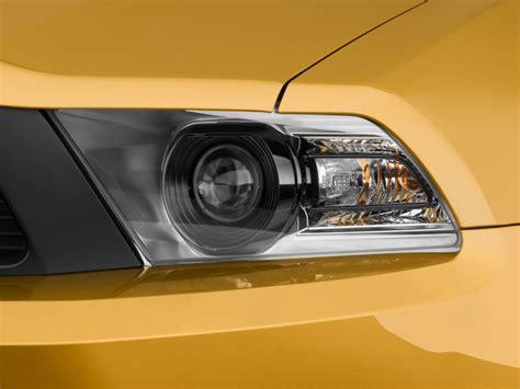 image 2010 ford mustang 2 door coupe gt premium headlight