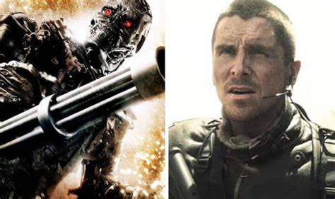 Christian Bale Speaks Out His Terminator Salvation
