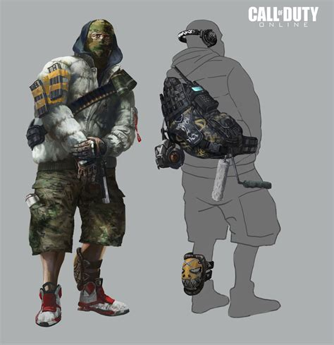 image zm character concept codojpg call  duty wiki