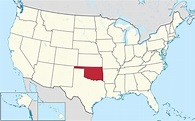 List of cities and towns in Oklahoma - Wikipedia