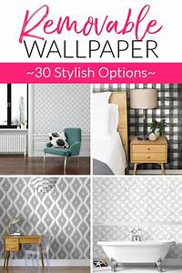 Removable Wallpaper Guide {Where To Shop + 30 of My ...