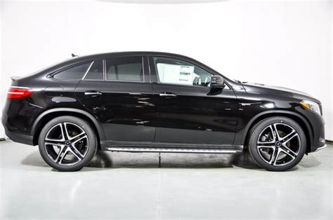 mercedes benz amg gle  matic coupe suv obsidian