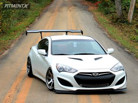 Hyundai Genesis Coupe Coilovers by 2013 Hyundai Genesis Coupe Square G8 Isr Coilovers