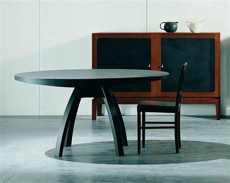 Tavoli Rotondi Allungabili Classici by Tavoli Rotondi Allungabili Dal Design Moderno Mondodesign It