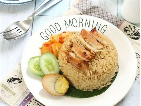For more information, do read our blog here: Resep Membuat Nasi Ayam Medan   Resep masakan, Resep, Nasi