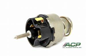1964 1965 1966 64 65 66 Mustang Ignition Switch Brand New Free Shipping Look