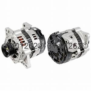 Chevrolet Aveo Alternator Parts From Car Parts Warehouse