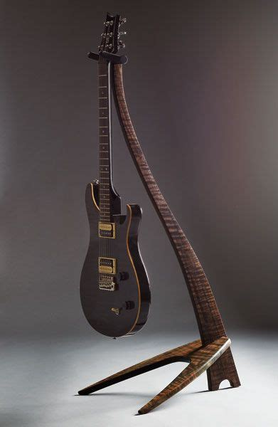 sm design inspiring ideas   wood guitar stand