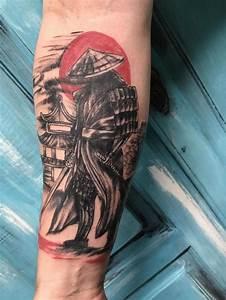 Tatouage Japonais Bras : tatouage samourai le tattoo des guerriers tattoo ~ Melissatoandfro.com Idées de Décoration