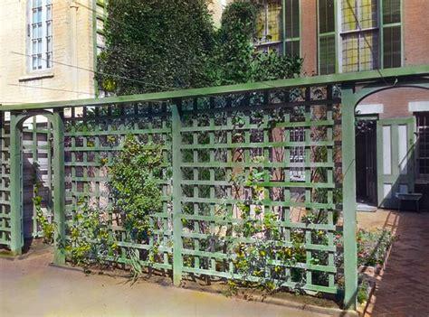 lattice fence with vines 50 lattice fence design ideas pictures of popular types designing idea