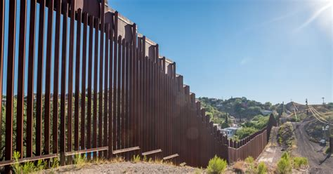 politicians build walls   homes