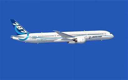Airplane Boeing 787 Flight Test Airplanes Flying
