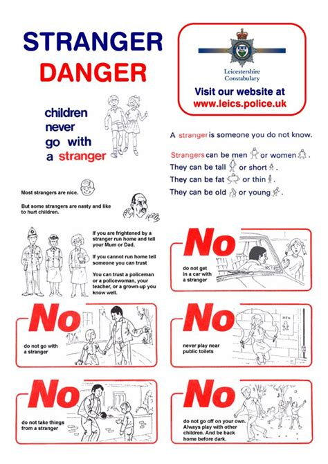 stranger safety for preschoolers safety worksheets for preschoolers 504