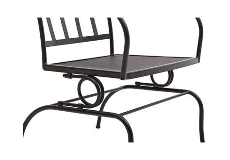 strathwood basics steel mesh dining