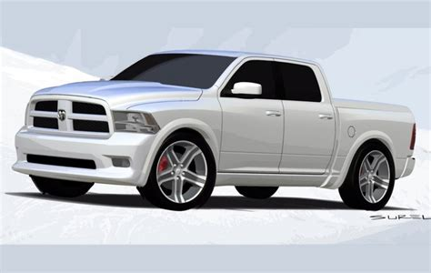 2019 Dodge Ram Vts Concept  Car Photos Catalog 2018