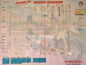 Rs 125 Wiring Diagram