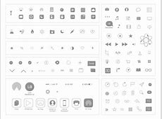 Free Icon Sets iOS, Android, Line, Social, Flat, Web