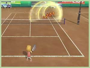 How to Do a Fast Ball in Tennis in Wii Sports: 7 Steps