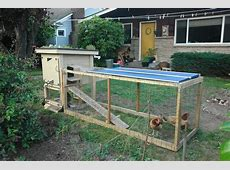FileBackyard chicken coop with green roofjpg Wikimedia