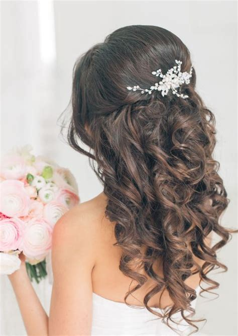 ideas  wedding hairstyles  pinterest