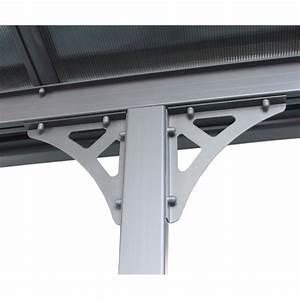Toit Terrasse Aluminium : toit de terrasse ajustable en aluminium laqu blanc 3 05x4 ~ Edinachiropracticcenter.com Idées de Décoration